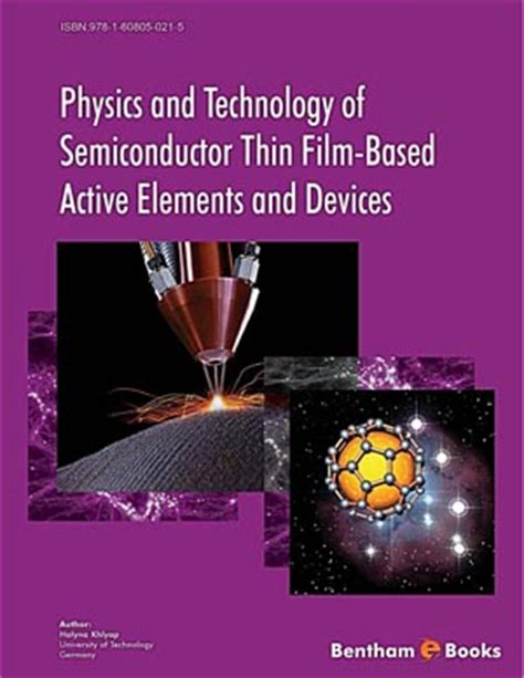 compound semiconductors physics technology and device foreword benthamscience
