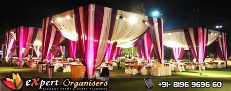 expert organisers wedding planners  chandigarh