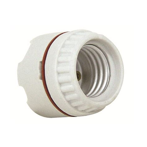 porcelain l sockets replacement shop servalite 660 watt porcelain wired light socket