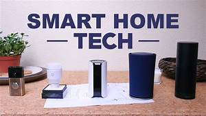 My Favorite 'Smart Home' Tech of 2015! - YouTube