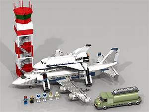 LEGO Ideas - Boeing 747 and Space Shuttle