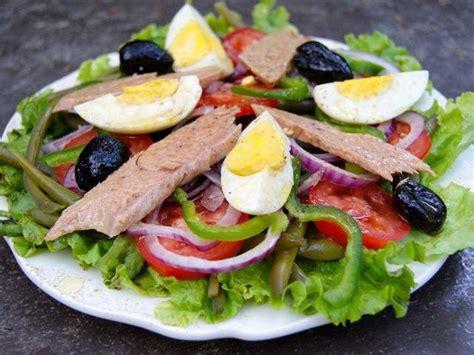 la cuisine de pauline recettes végétariennes de salade niçoise