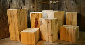 Handcrafted, Wood, Stands