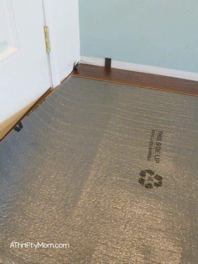 laminate flooring tutorial learn to install your own laminate flooring part two the installation