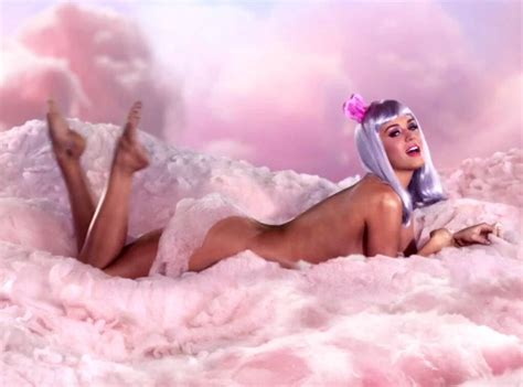 katy Perry In California Gurls From Naked Stars In Music Videos E News