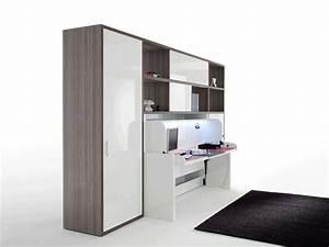 Schrankwand Mit Integriertem Schreibtisch : b roschrank mit integriertem schreibtisch haus ideen ~ Sanjose-hotels-ca.com Haus und Dekorationen