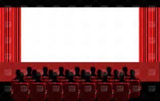 Free Clip Art Movie Theater