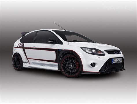 Tuned Focus Rs by Stoffler Ford Focus Rs Car Tuning