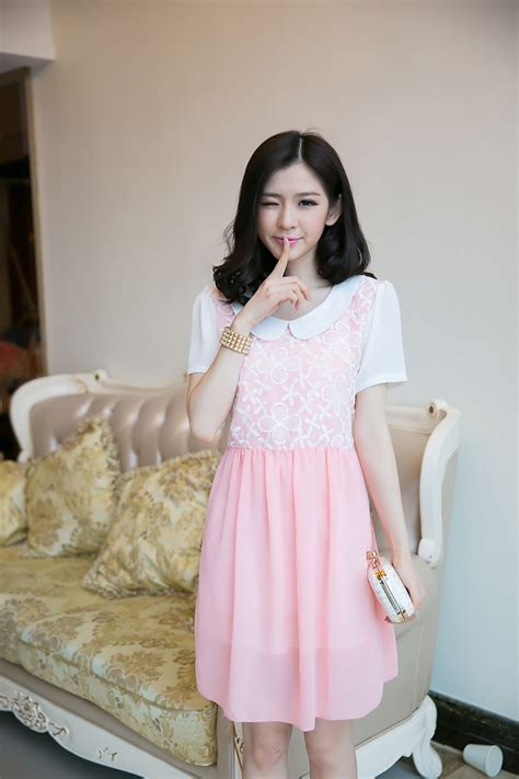 ragam jenis dress ala korea toko baju wanita dress