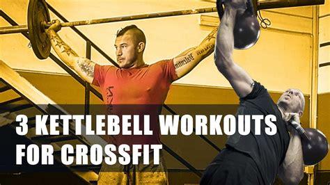 kettlebell crossfit workouts