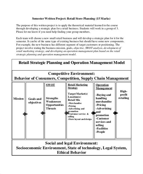 strategic planning goals and objectives template 49 exles of strategic plans
