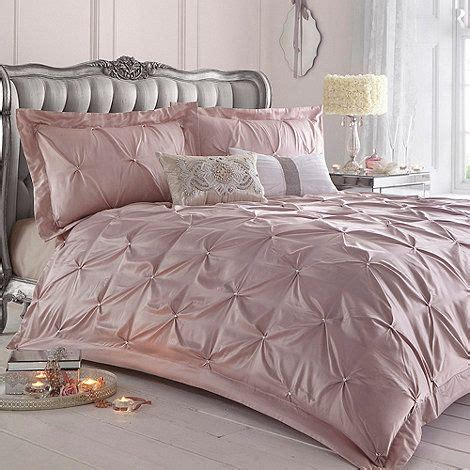 Bedroom Lighting Debenhams by By Julien Macdonald Pink Ruched Rosette Bed Linen