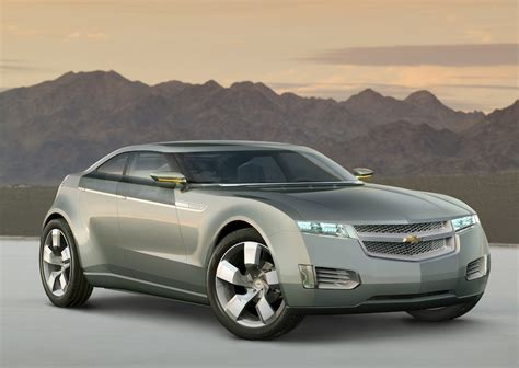 Chevrolet Car : 10 Great Concept Cars That Fell Short As Production Models