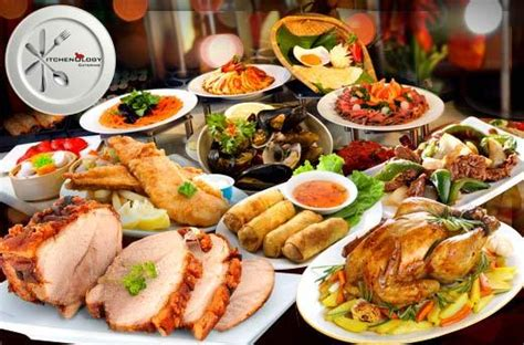 kitchenology food catering promo  qc