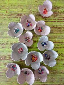 1001 idees malignes de bricolage avec carton d39oeufs With tapis chambre bébé avec boite en carton pour fleurs