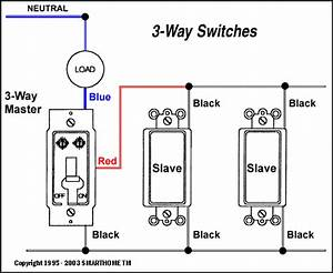 X10 Smart 3 Way Switch Diagram