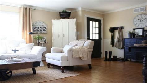 country cottage living room paint colors country rustic