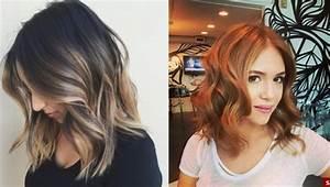 Coiffure Tendance 2016 Femme : modele coiffure meches ~ Melissatoandfro.com Idées de Décoration