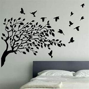 Wall art designs vinyl bedroom