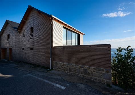 francois bureau architecte nantes maison bardage bois agence bureau