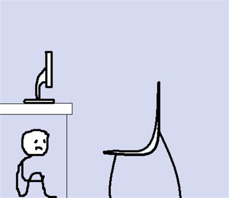 Computer Stick Figure Meme - stick figure computer frustration meme pictures to pin on pinterest pinsdaddy