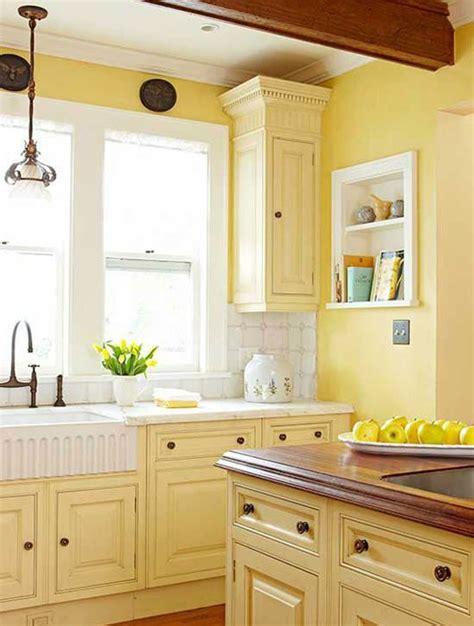 meuble cuisine jaune meuble de cuisine jaune maison et mobilier d 39 intérieur