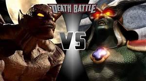 Gargos vs Onaga | Death Battle Fanon Wiki | FANDOM powered ...