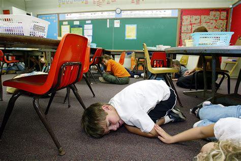 Lockdown Drills at Your Child's School