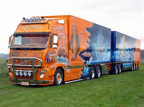 volvo big truck volvo used trucks trucks wallpaper trucks pinterest