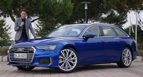 Flipboard Allnew 2019 Audi A6 Avant Performs Admirably