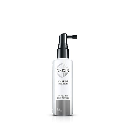 Amazon.com: Nioxin Cleanser, System 1 (Fine Hair/Normal to