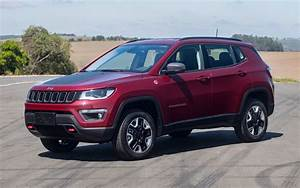 Novo Jeep Compass  U00e9 Chamado Para Recall No Brasil