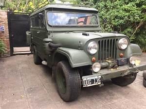 Jeep Ika 1962 Doble Traccion  Chasis Largo  En Argentina