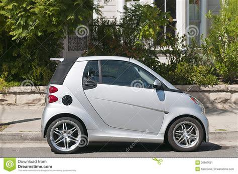Car Image Tiny Smart Car Stock Image Image Of Vehicle