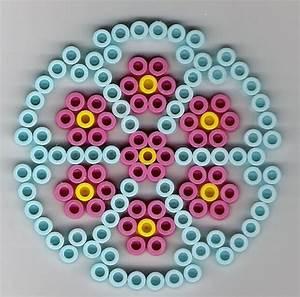 Bügelperlen Kreative Ideen : kreis b gelperlen circle perler beads cool perler beads ideas perler beads hama beads ~ Orissabook.com Haus und Dekorationen