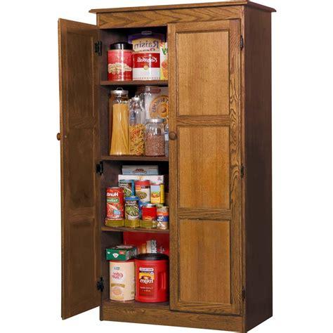 wood storage cabinet dry oak  doors wardrobe organizer kitchen room traditional ebay