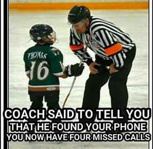 Hockey Referee ... Ice Ball Quotes