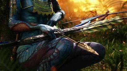 Avatar Arrow Bow Arrows Wallpapers Bue Lage
