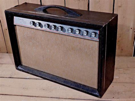 5e3 cabinet for sale silvertone model 1474 amp archives