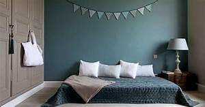 Déco Chambre Bleu Canard : chambre bleu canard toutes nos id es pour une d coration ~ Melissatoandfro.com Idées de Décoration