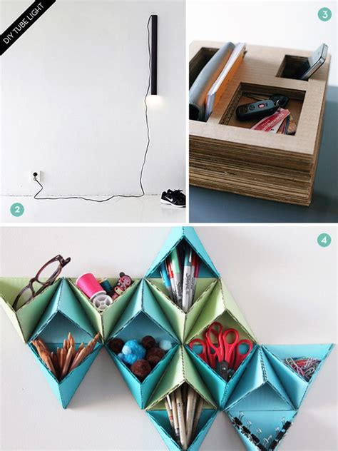 diy ideas  clever ways   cardboard   decor