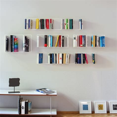 Bücherregal Design Wand Grafffitcom