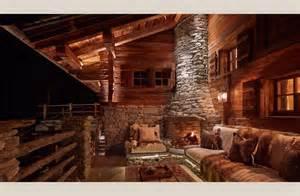 Beautiful Log Home Interiors Interior Design Chalets Swiss Chalet Switzerland One Day Soon Hopefully