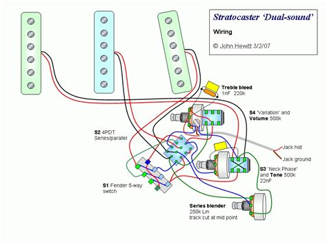 eric clapton strat wiring diagram fuse box and wiring