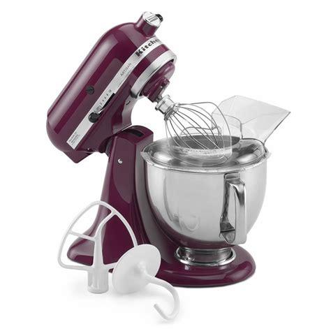 kitchen aid artisan accessories kitchenaid ksm150psby 10 speed stand mixer w 5 qt 4968