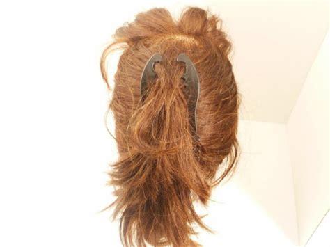 Interlocking Banana Combs Hair Clip French Side Comb