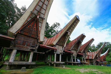 Tongkonan, Rumah Adat Toraja Yang Kaya Makna