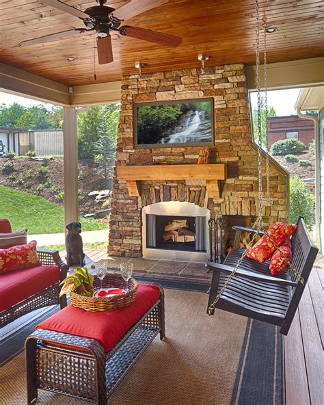 create  outdoor living space earnhardt collection