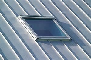 Joint Pour Velux : fentre de toit velux zinc ~ Premium-room.com Idées de Décoration