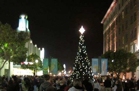 downtown culver city tree lighting ceremony dec 1